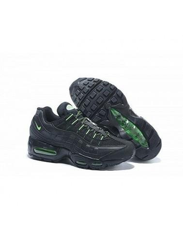 Nike Air Max 95 Negras/Verdes