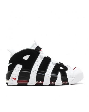 Nike Air More Uptempo Blancas/Negras