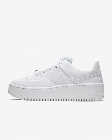 Nike Air force 1 Sage Low Blancas