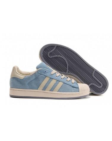 "Adidas ""SUPERSTAR 2015""  AZUL CIELO"