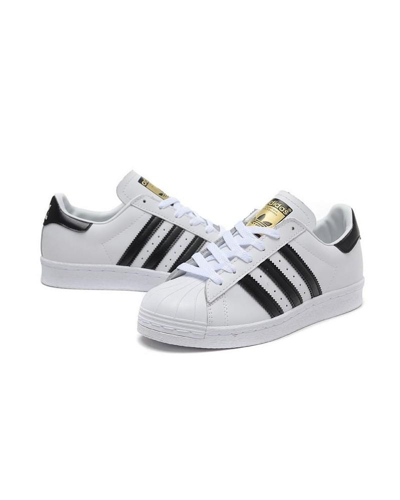 """Adidas """"SUPERSTAR 2015"""" BLANCAS Y DORADAS"""
