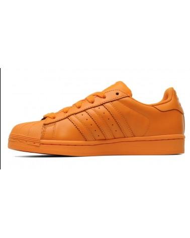 """Adidas """"SUPERSTAR 2015"""" NARANJA"""