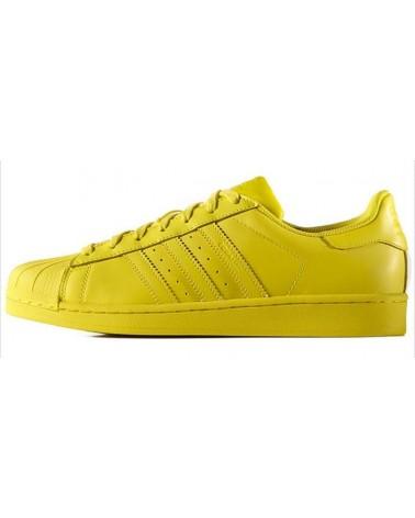 "Adidas ""SUPERSTAR 2015"" AMARILLO"