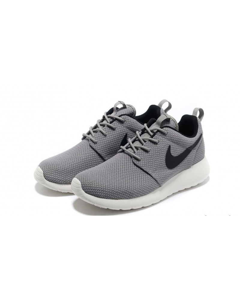 super populaire 1338e e90a3 NIKE ROSHE RUN CLASSIC GRIS - Factory Shoes