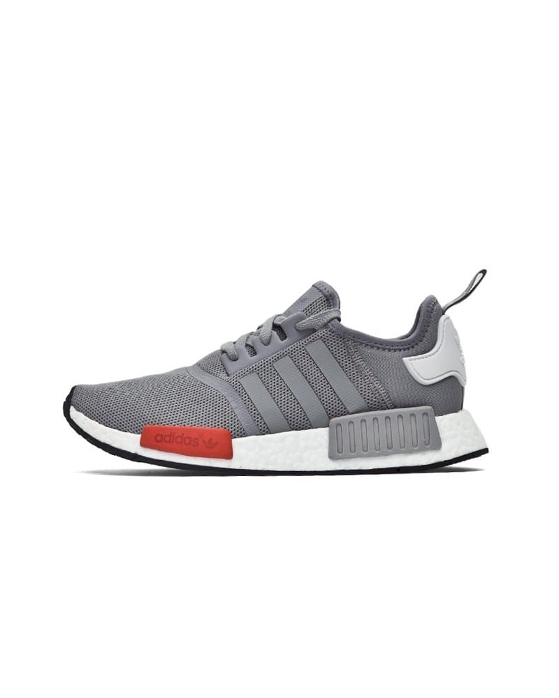 grossiste 72d93 ab9bf ADIDAS NMD GRIS OSCURO - Factory Shoes