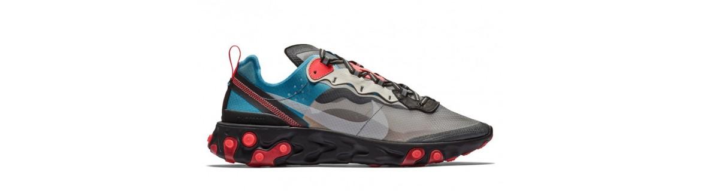Comprar Nike React Element 87 en OFERTA | Envío y cambios gratis.